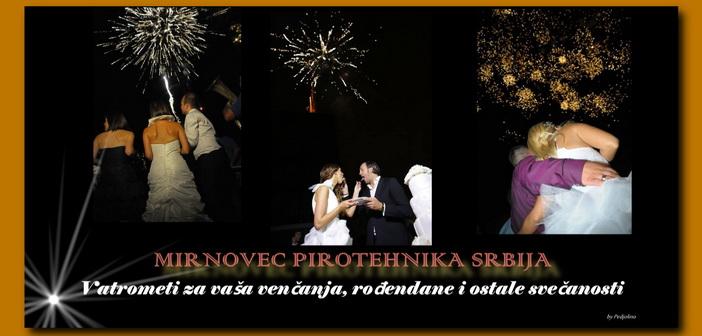 Vatrometi – Mirnovec Pirotehnika Srbija
