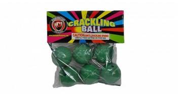 crackling