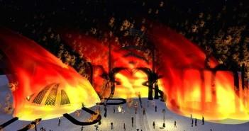 Virtualni plamenovi