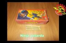 ninja petarda